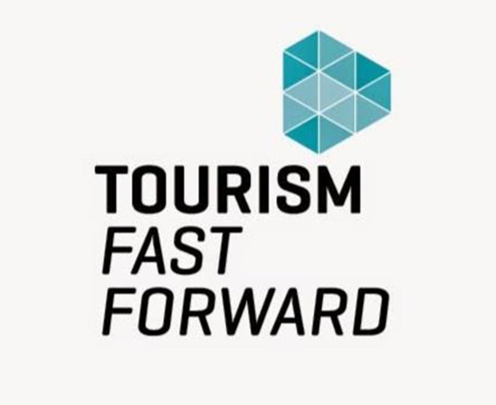 Taking part at Tourism Fast Forward conference