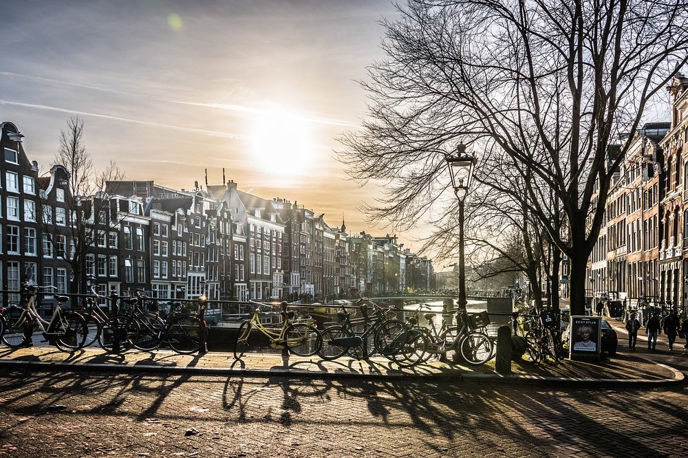 Experience innovative cultural and digital projects in Amsterdam, Netherlands