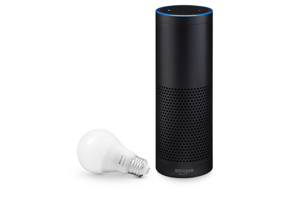 Amazon Echo Plus, Philips Hue & Philips Hue Go