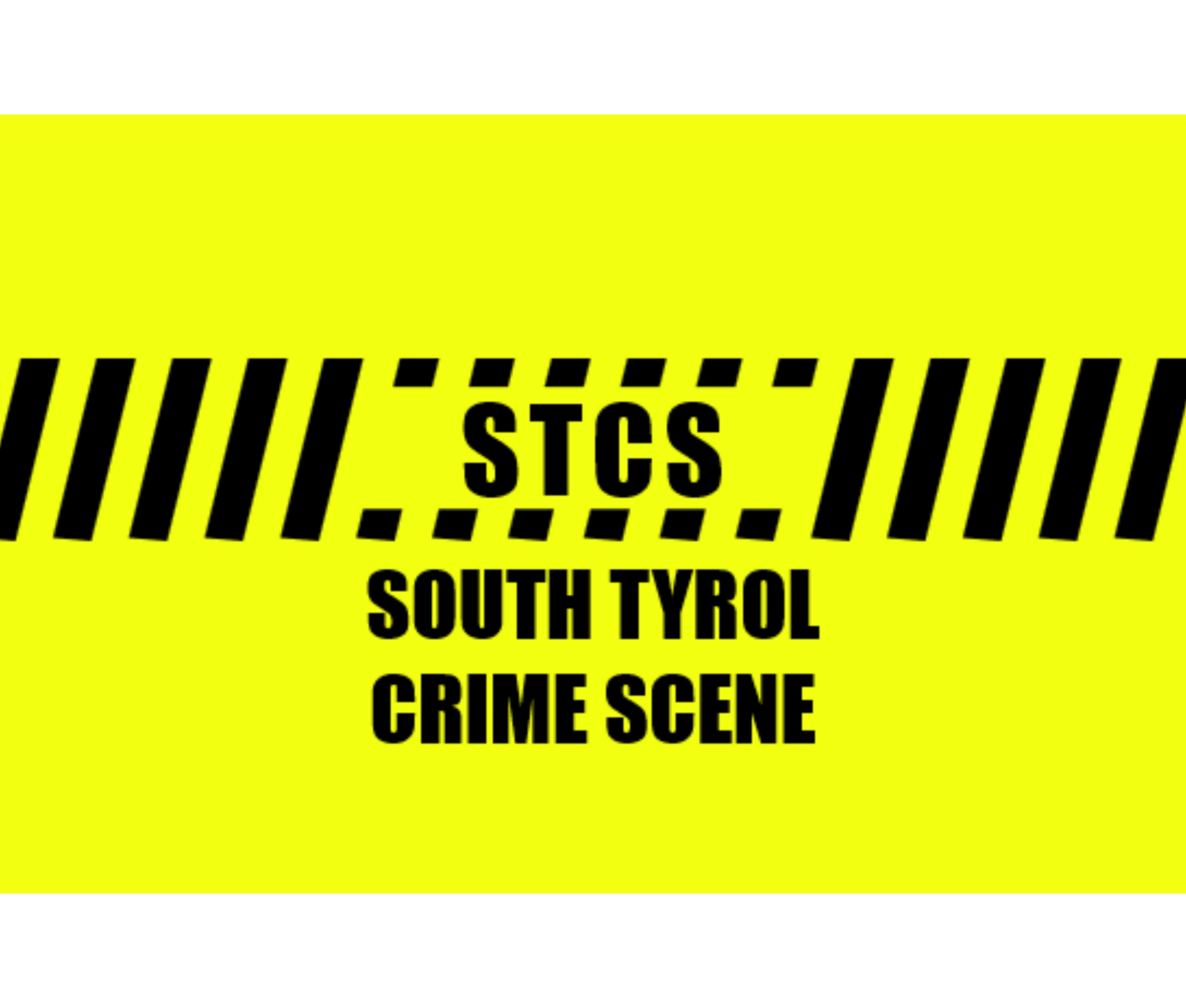 South Tyrol Crime Scene (STCS)